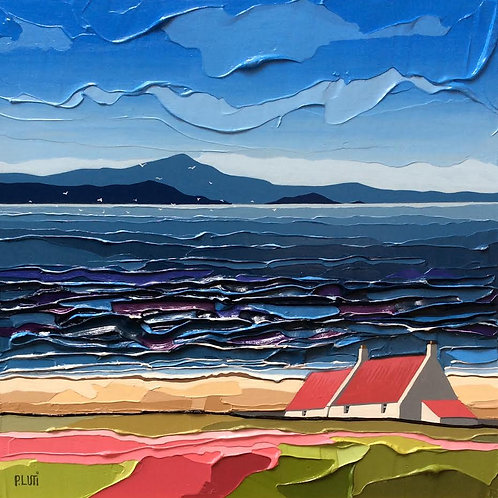 Peter Luti - Good Breeze on the Firth - SOLD