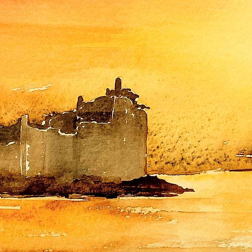 Sue Lowe - Kilchurn Castle