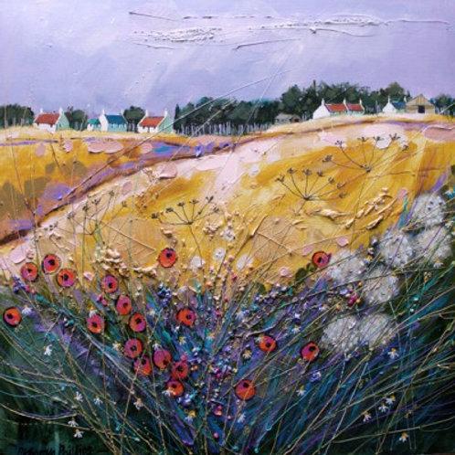 Deborah Phillips - Summer Squal, Fordelhill Farm
