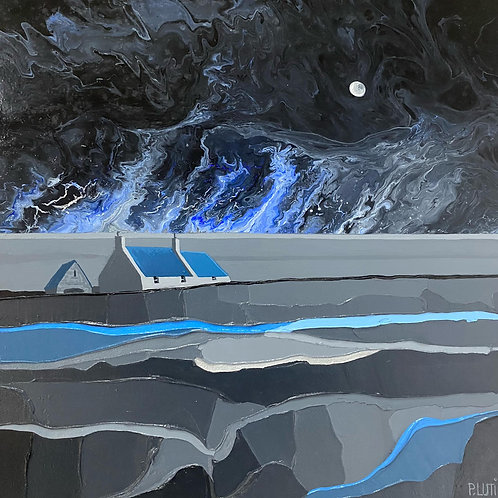 Peter Luti - Moonlit Blues