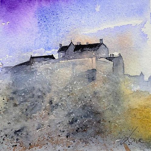 Sue Lowe - Edinburgh Castle