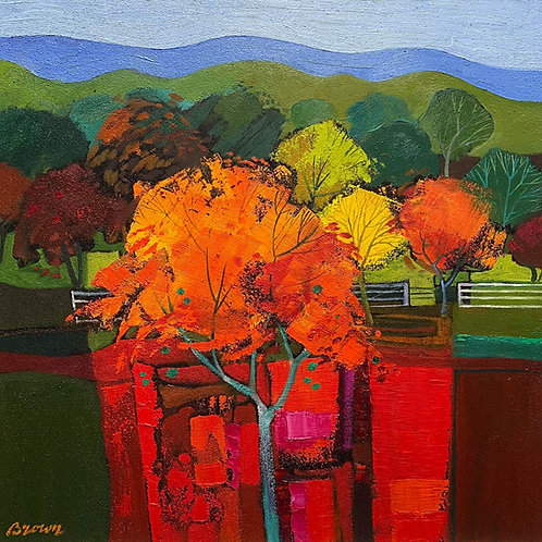 Davy Brown - Red Orchard