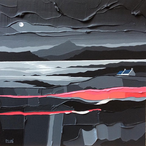 Peter Luti - The Grey of the Night ~ SOLD