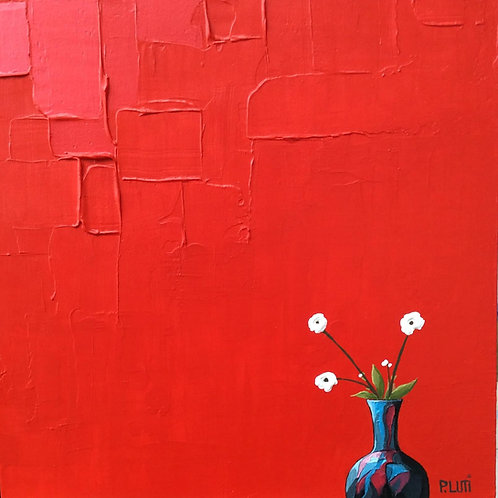 Peter Luti - Red Rectangles