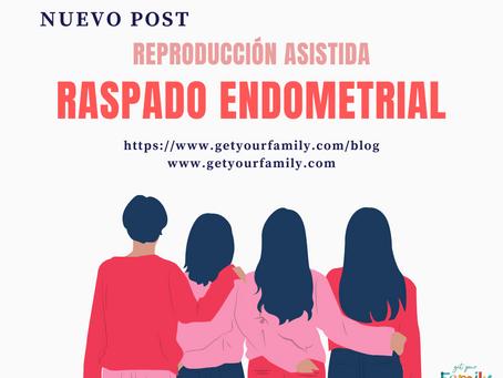 Técnicas de vanguardia, raspado endometrial