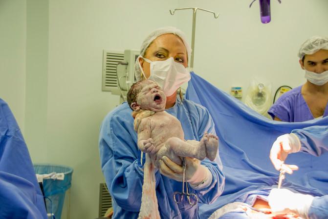 Nascimento de Karla Vitória
