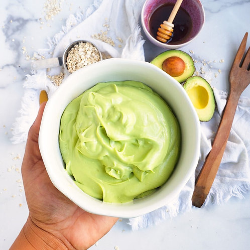 Guac-tastic! - Avocado & Honey Mask