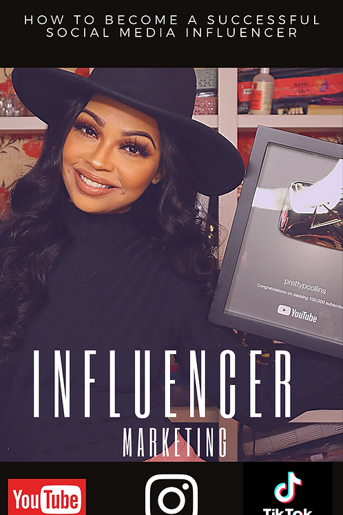 Influencer Marketing: How to Become a Successful Influencer Guide