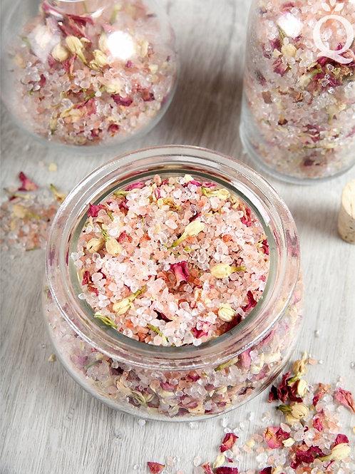 A Dozen Roses - Relaxing Bath Salts