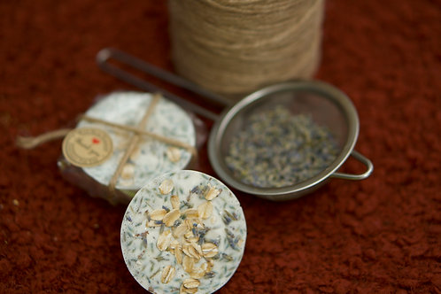 Floral-n-Oats - Face & Body Cleansing Soap