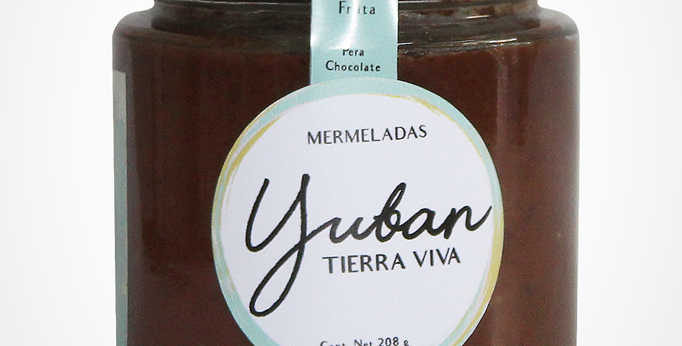 Yuban - Mermelada de Pera - Chocolate