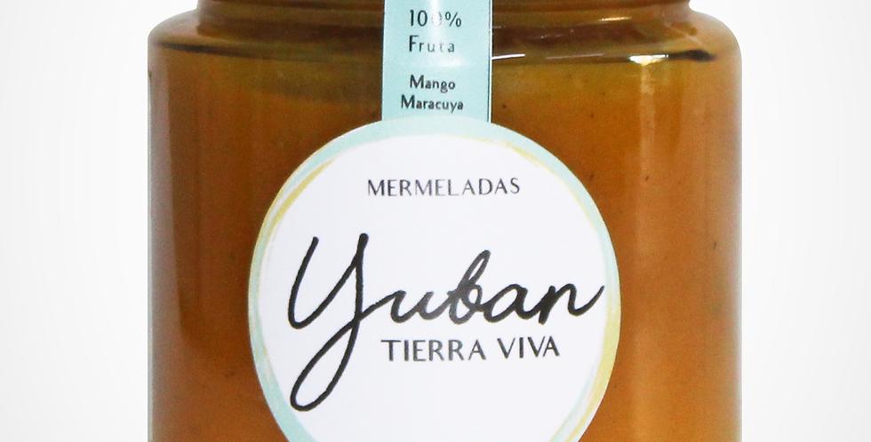 Yuban - Mermelada de Mango - Maracuyá