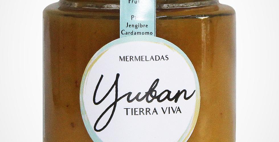 Yuban - Mermelada de Piña - Jengibre