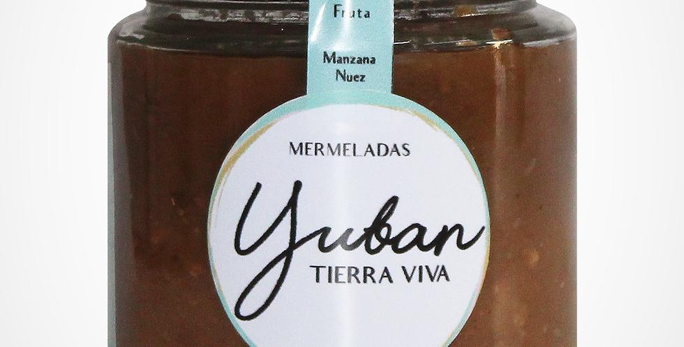 Yuban - Mermelada de Manzana - Nuez