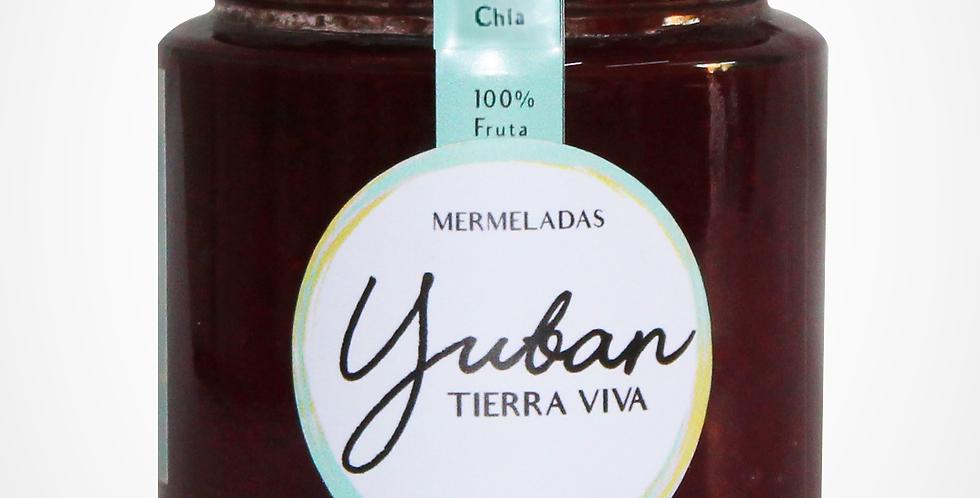 Yuban - Mermelada de Fresa - Chía