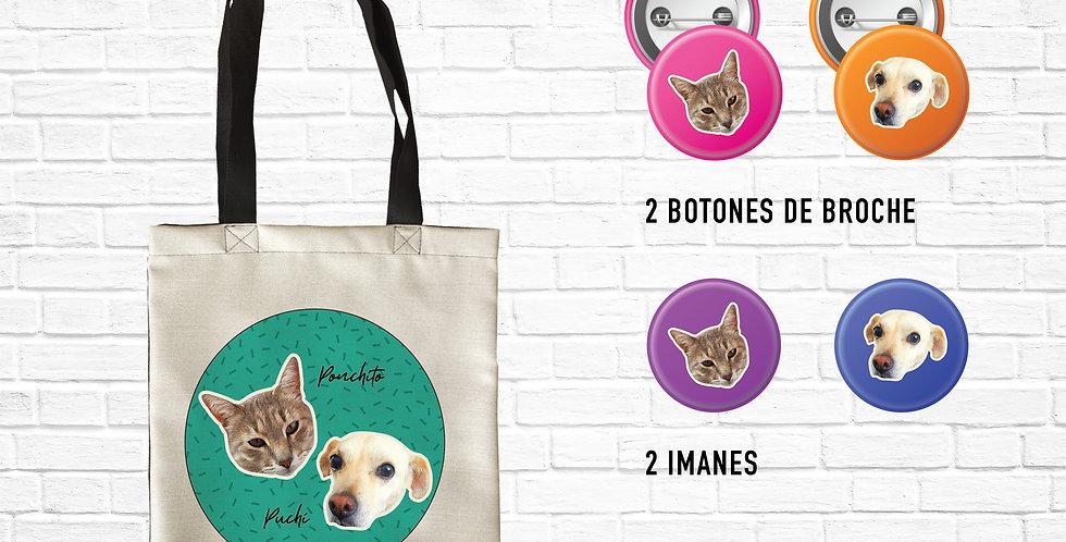 Kit Mascotas My Love