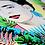 Thumbnail: Serigrafía Frida Tropical Ilustración