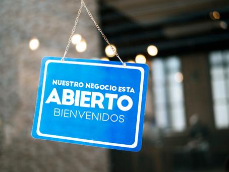 Conoce algunos detalles de la reapertura comercial en Puebla