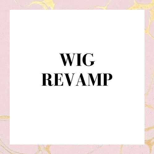 Wig Revamp