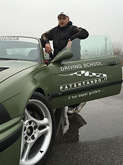 patentando omar frigerio driving instructor