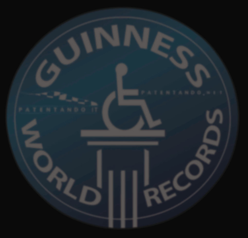 guinness world record guida al buio
