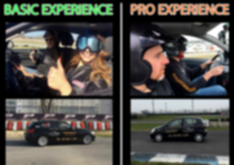driving in the dark Patentando basic experience pro experience Omar Frigerio