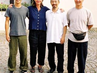 Usta ile buluşmak ya da Tai Chi çalışmaya  yeni başlayacaklara...
