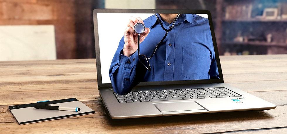 La telemedicina atiende hasta        72 000 citas mensuales