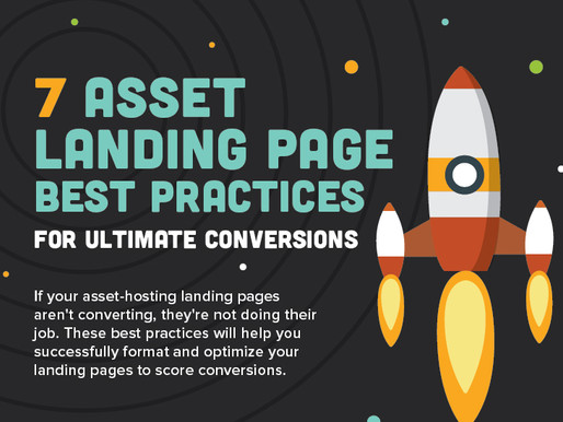 7 best practices for great landing pages