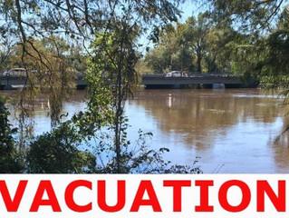 Friday: Flood Update