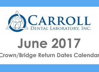 June Scheduling Calendar Now Available!