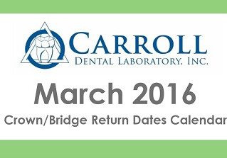 March Due Date Calendars Available Now!