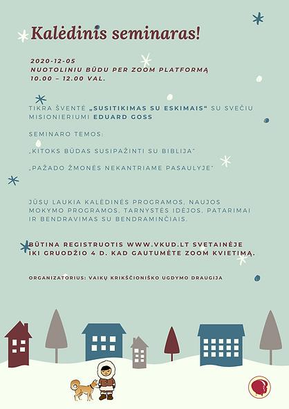 2020-11-07 Krikščioniškas centras, Nemun