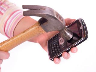 Apie telefonus ir...