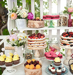 Desserts fantaisie