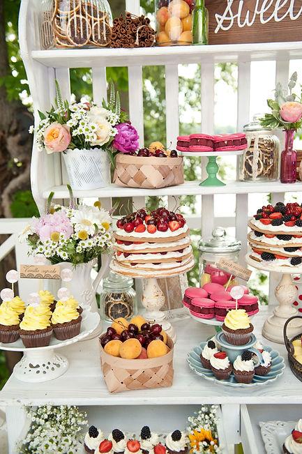 Fancy Desserter