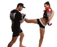 One hour Kickboxing
