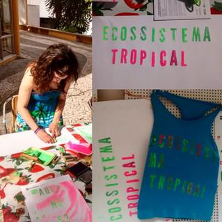 [pré evento BA] Participação do Ecossistema Tropical na Oficina Ateliê de Ofícios no FIAC BAHIA