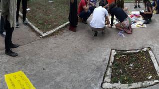 [3º dia SP] PesquiAção - preparação para a intervenção urbana do sábado 15/10