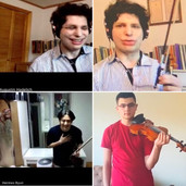 FIVA Masterclass with Augustin Hadelich 2020