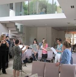 Anna Stokes - Friend International Flute Academy