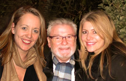 Anna Stokes - James Galway - Lisa Friend