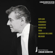 Bernstein-New York Philharmonic-Thomas Tallis-Rodney Friend Concertmaster