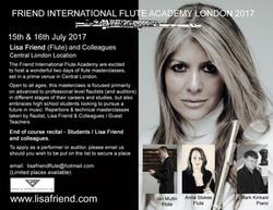 Friend International Flute Academy London 2017 with teachers FINAL 3a