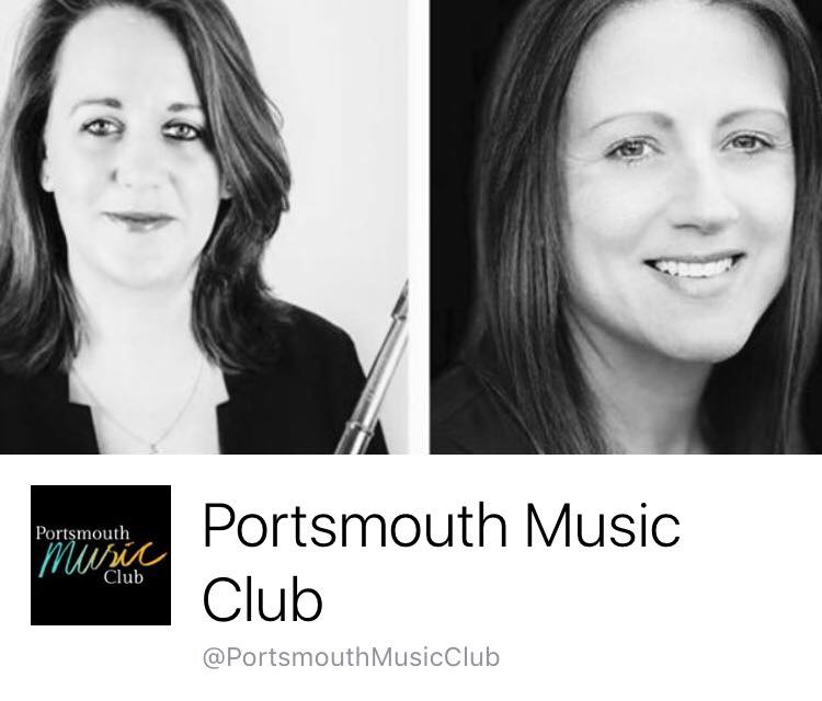 Portsmouth Music Club-Anna Stokes and Katherine Rockhill May 2017
