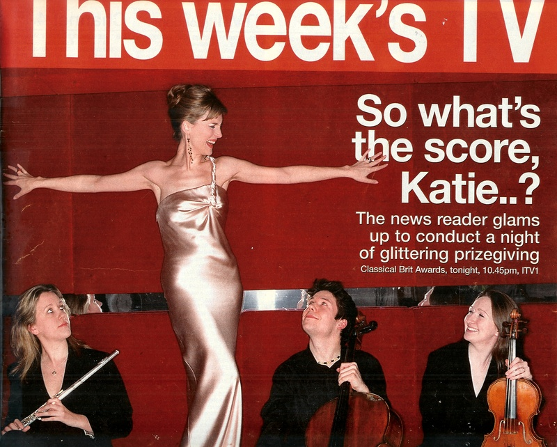 Katie Derham-Anna Stokes (flute) and the Emanuel Ensemble
