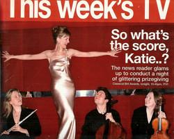 Katie Derham-Anna Stokes (flute) and the Emanuel Ensemble