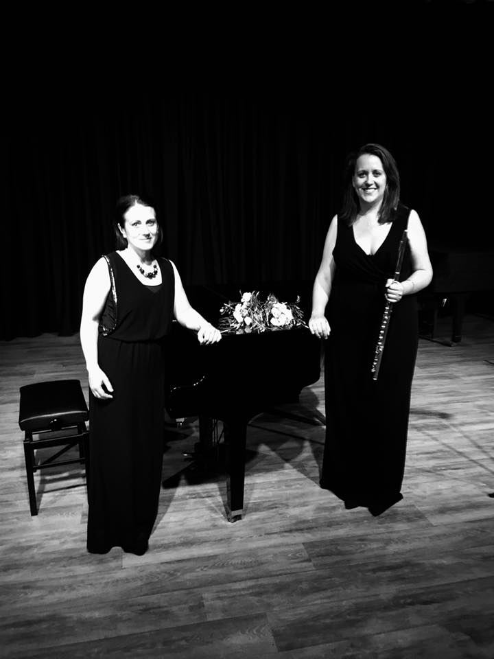 Katherine Rockhill and Anna Stokes Farleigh Concert Series 2017