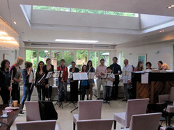 Anna Stokes Class on the Friend International Flute Academy