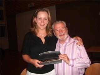 Anna Stokes Flute- James Galway Nagahara headjoint Award-James galway Masterclass 2007 Switzerland